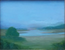 "51 - ""Misty Essex"" by Louise Conti - Oil - 14""x11"" - $275  - contact louise.conti@verizon.net"