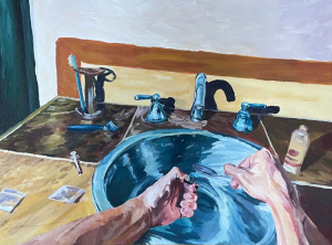44A. My Father's Daily Routine by Adam Tanner