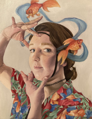 37A. Out of my Mind by Kelsey Hodsdon