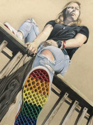 37B. Walk a Mile in My Shoes by Kelsey Hodsdon