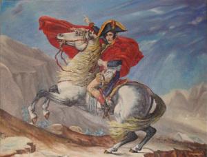 17B. Napoleon by Frank Tomasello