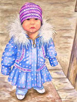 45A. I Think My Coat Is Too Big by Jane Booras