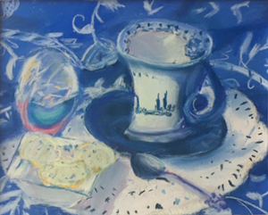 7B. Tea Time by Mary Connor