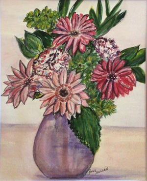 11A. Fresh Flowers by Anne M Mullen