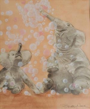 Bubble Elephants