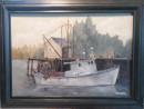 Unloading Fishing Boat